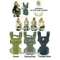 Ergobaby Hipseat / gendongan Ergo baby hip seat (premium)