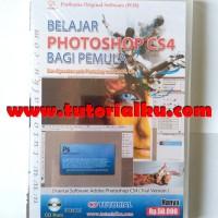 CD Tutorial Belajar Photoshop CS4 Bagi Pemula