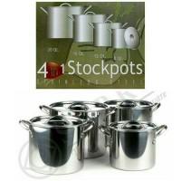 Panci Stockpot Supra 4 in 1 (KHUSUS GOJEK)