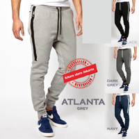 Jual Skinny Training Jogger Pants Unisex Basic & Trendy Murah