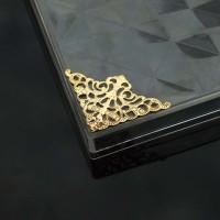 Hiasan sudut / Hiasan Siku box Hantaran Seserahan Scrapbook MC201
