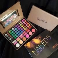 Naked 5 Palette 78 warna