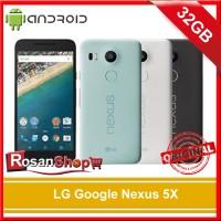 LG NEXUS 5X BNIB - ORIGINAL 100% - GARANSI 1 THN TERJAMIN 100%