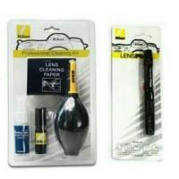 Cleaning kit + Lenspen Canon / Nikon