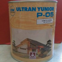 ULTRAN YUNIOR P-05 / PLITUR KAYU PROPAN / CAT POLITUR P 05 WARNA
