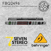 Behringer FBQ2496 Automatic Ultra Fast Feedback Destroyer