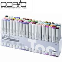 Copic Sketch Marker Set 72 E