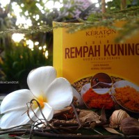 Lulur Rempah Kuning - The Keraton