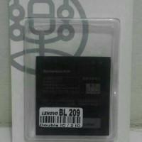 Batre Battery Lenovo A706 A516 BL209 Original Baterai
