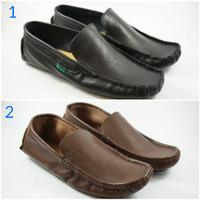 harga Sepatu Pria Kickers+bally Mocasin Kulit Asli Formal Casual Santai Work Tokopedia.com
