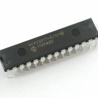 Paket Expansi IO 16 BIT Via Port I2C MCP23017-E/SP -DIP, FDC6301N