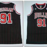 Jersey Basket Classic NBA Dennis Rodman Chicago bulls Lakers import