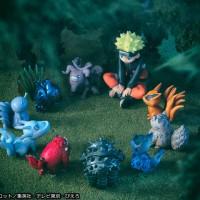 Figure Naruto Sasuke Madara Kakashi Pokemon Charizard Figure Pokeball