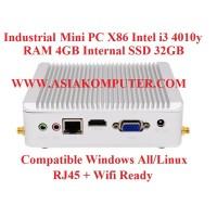 harga Industrial Mini PC x86 Intel i3 Ram 4GB SSD 32GB Wifi HDMI VGA MiniPC Tokopedia.com