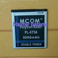 Baterai Polytron R2401 R 2401 PL-6T5A ROKET 2X Double Power Protection