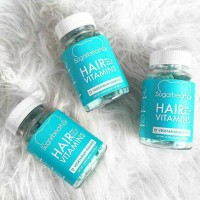 Jual Sugar Bear Hair Vitamin rambut Murah