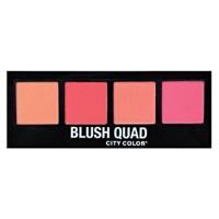 City Color - Intense Blush Quad-Collection #2