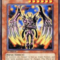 Kartu Yugioh Gaap the Divine Soldier [Rare]