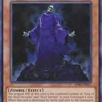 Kartu Yugioh King of the Skull Servants [Common]