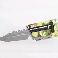 harga Mainan Pisau Belati Plastik Model Militer - Army Hand Knife (13-001) Tokopedia.com