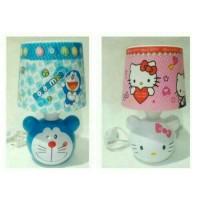 harga Lampu Tidur Celengan Karakter Doraemon Hello Kitty Tokopedia.com