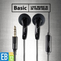 Basic Earbud EB12 With Mic