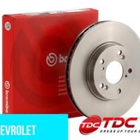 CHEVROLET ESTATE BRAKE DISC / ROTOR BREMBO F / DEPAN - 09 9483 10   TMC