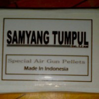 harga Mimis 4,5 Samyang Tumpul Ring - peluru kaliber 4,5mm kiloan murah Tokopedia.com