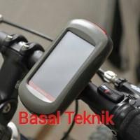 Handlebar bike mount dudukan sepeda motor gps garmin 64s oregon etrex