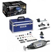 harga Bor Gerinda Tuner Mini Dremel 3000 Multi Rotary Tools Gold Edition Set Tokopedia.com