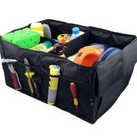 car box rak mobil, car organizer bagasi mobil