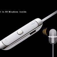 K100 bluetooth music headset - suara HD , mic, control