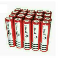 Baterai Senter UltraFire 18650 / Swat / Besar ..