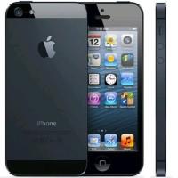 Iphone 5 64GB Black/White Garansi Distributor 1 Tahun