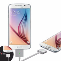 Jual Micro USB Charger Magnetic Quick Charging Cable for Smartphone | Kabel Murah