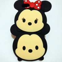 Oppo Neo 7 A33 Silicon 3D Mickey Minnie Tsum-Tsum Softcase Casing Hp