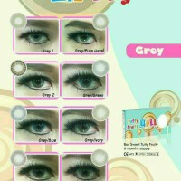 Soflens Tutty Fruity 4ALL / Softlens Tutty Fruity 4ALL