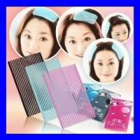Penahan Poni Hair Velcro Rambut Korean Style Jepang salon aksesoris