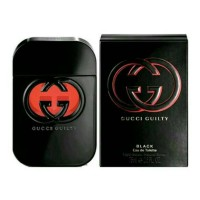 Parfum Ori Erops Nonbox Gucci Guilty Black Women 75ml