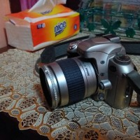 Analog SLR Camera Nikon F55