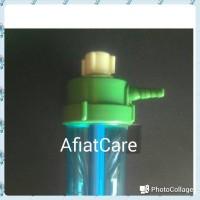 Tabung Regulator Oksigen. Filter Humidifier