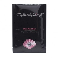 My Beauty Diary Black Pearl Mask 1pc