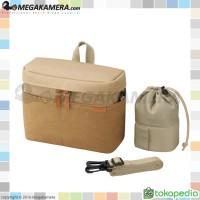 harga Sony Carrying case LCS-BBK - Tas sony A5000 a6000 a6300 a6500 - Cream Tokopedia.com