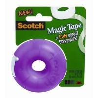 Scotch Magic Tape Donut Dispenser C-155 3M