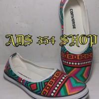Sepatu Wanita | Flat Shoes Converse All Star | Kets Wanita