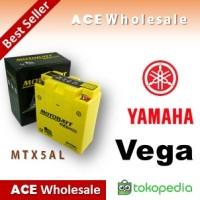 harga Aki Kering Gel Vega Yamaha Motobatt Mtx5al Accu Motor U/ Gs Yuasa Tokopedia.com