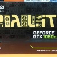 Vga Digital Alliance Gtx 1050ti 4gb Dual OC 128bit d5