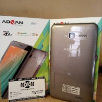 Advan Bandroid i7A Tablet 4G LTE- 1/8Gb Free Diamond Case