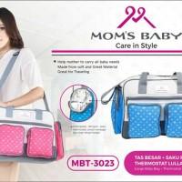 Tas Bayi Besar Salempang + Saku Penghangat Thermostat lullaby Series