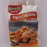 Fried Chicken Crispy Produsen Frozen Food Makanan Beku 400 gram isi 5
